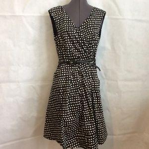 Jessica Simpson Polka Dot Party Dress Fits 12